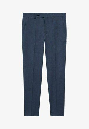 BRASILIA - Oblekové kalhoty - blå
