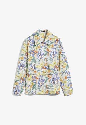 M-JACKLYN - Summer jacket - beige/braun