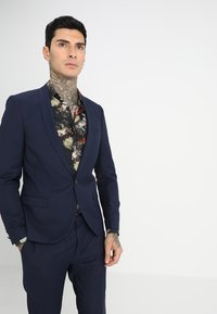 Twisted Tailor - HEMINGWAY SUIT - Completo - navy - 2