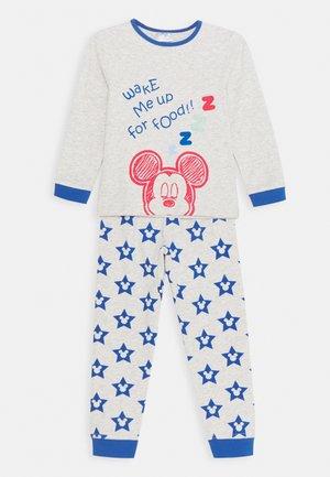 ORLANDO LONG SLEEVE LICENSED - Pyjama set - summer grey marle
