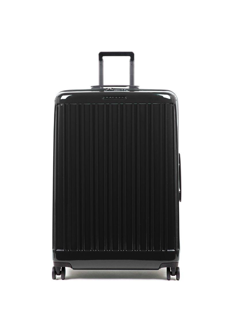 Piquadro - Wheeled suitcase - black