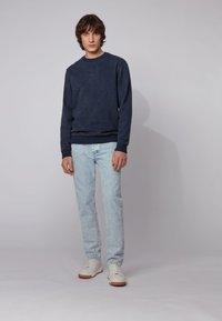 BOSS - WASH - Sweatshirt - dark blue - 1