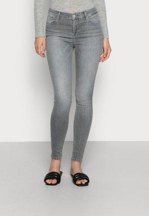 AMY - Jeans Skinny Fit - grey denim