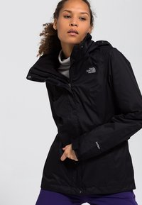 The North Face - W EVOLVE II TRICLIMATE JACKET - EU - Hardshell jacket - black - 3