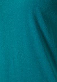 GAP - CREW - T-shirt basic - bright peacock - 2