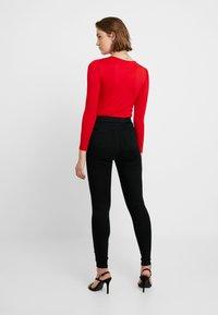 Dorothy Perkins - LYLA - Jeans Skinny - black - 2