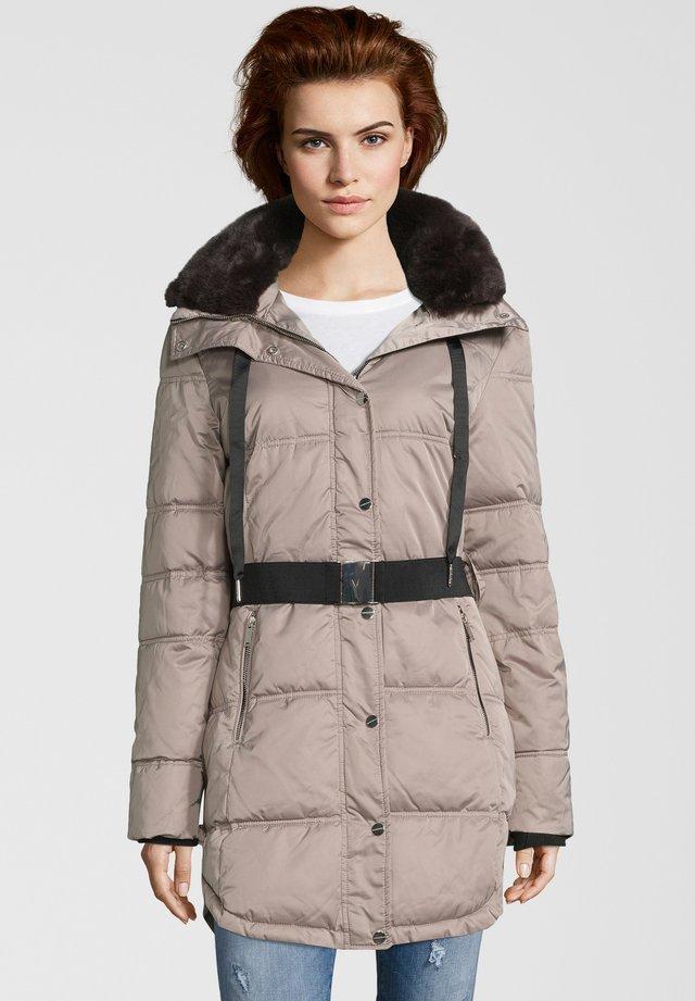 ADDISON - Cappotto invernale - grey