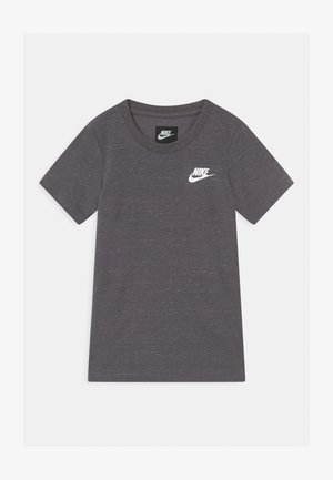 FUTURA  - Basic T-shirt - gunsmoke heather
