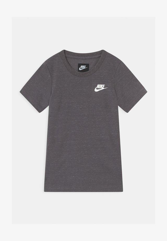 FUTURA  - T-shirt basic - gunsmoke heather