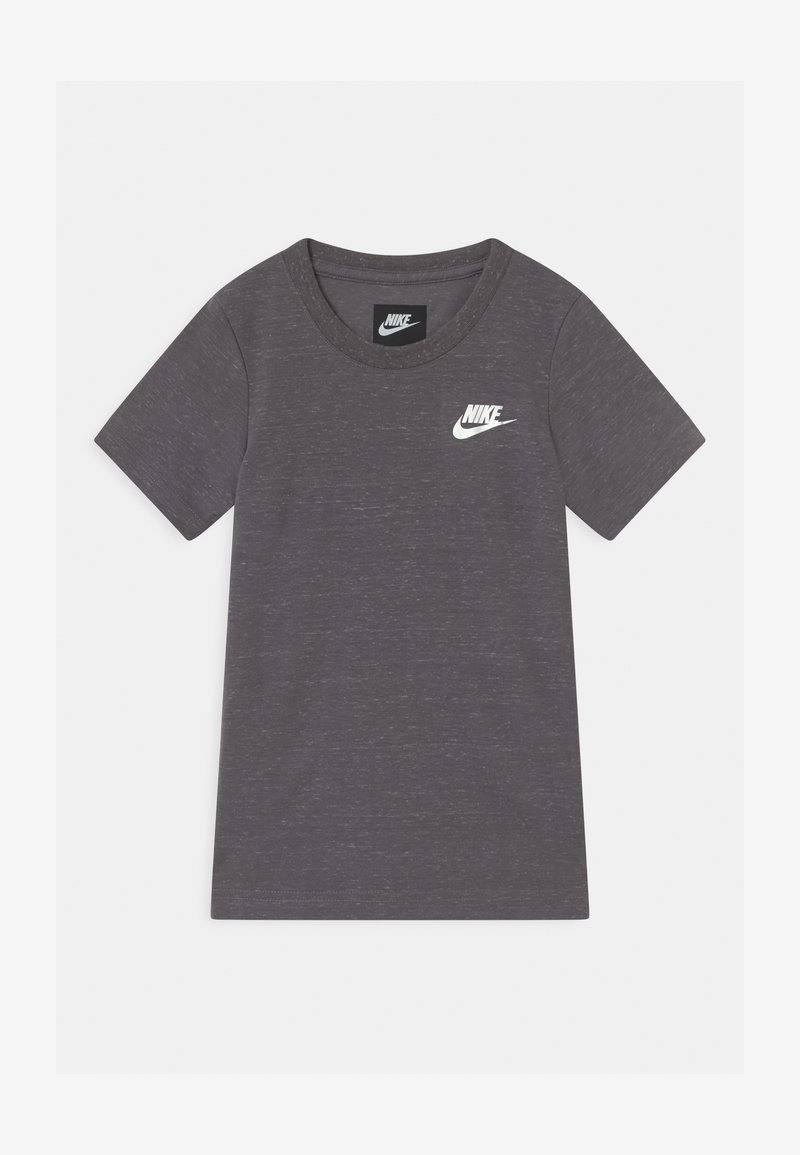 Nike Sportswear - FUTURA  - Basic T-shirt - gunsmoke heather