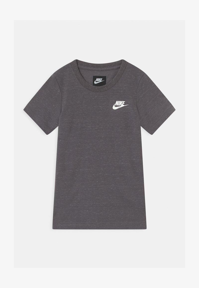 Nike Sportswear - FUTURA  - Jednoduché triko - gunsmoke heather
