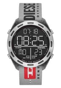 Diesel - Digital watch - gray - 0