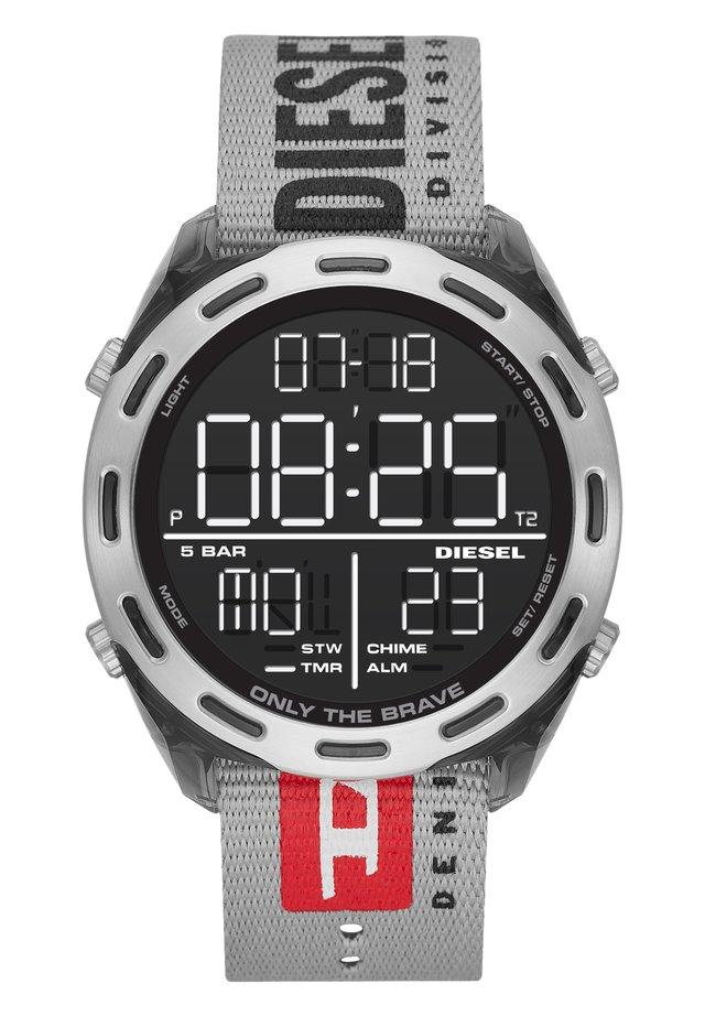 Reloj digital - gray