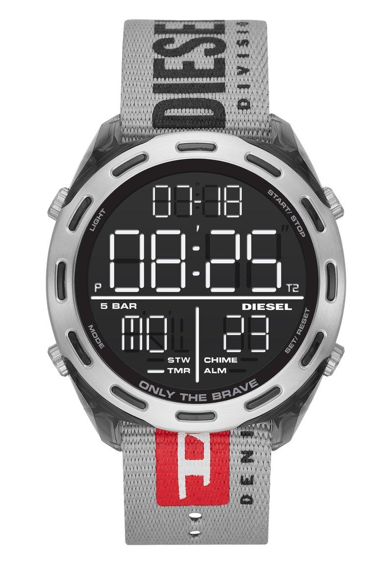 Diesel - Digital watch - gray