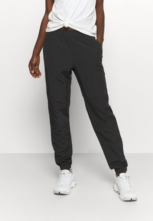 WOMENS CLASS JOGGER - Friluftsbukser - black