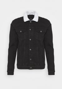 Denim Project - KASH JACKET - Cowboyjakker - black - 3