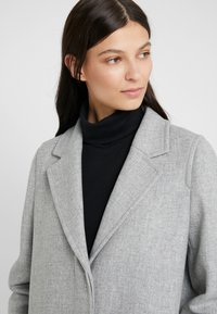 BOSS - OLUISE - Classic coat - silver - 5