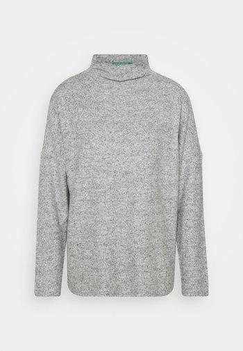 Top sdlouhým rukávem - grey