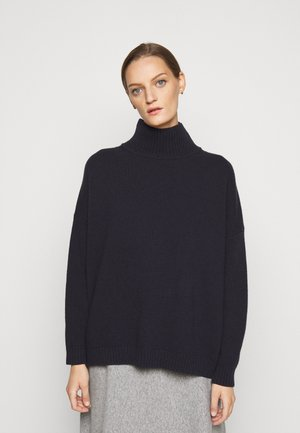 TONDO - Jumper - navy