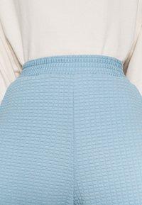 Monki - Trousers - blue light - 5