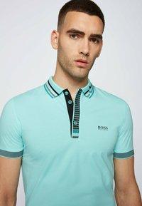 BOSS - PAULE  - Polo shirt - open blue - 3