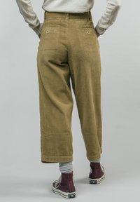 Brava Fabrics - Trousers - brown - 1