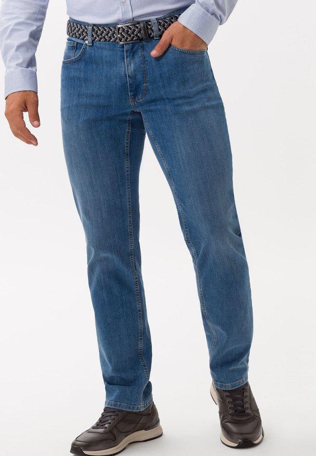 STYLE COOPER  - Jean slim - light blue used