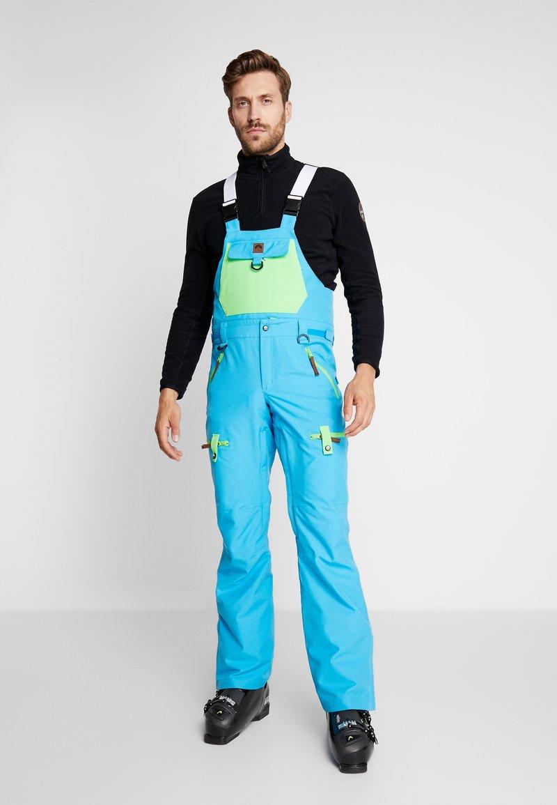 OOSC - FRESH POW - Snow pants - blue