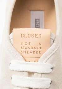 CLOSED - CHILI - Trainers - ivory - 2