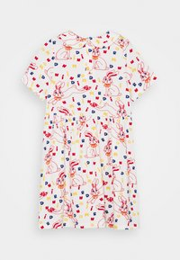 Mini Rodini - RABBIT DRESS - Jersey dress - offwhite - 1