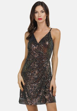 Cocktail dress / Party dress - multicolor