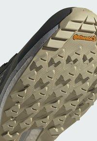 adidas Performance - TERREX FREE HIKER PRIMEBLUE WANDERSCHUH - Fjellsko - black - 11