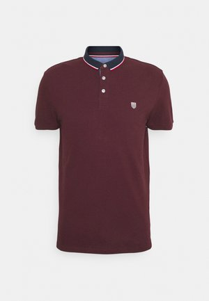 Polo shirt -  bordeaux