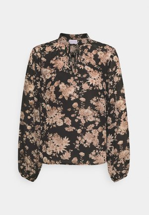 VIVINDI TULLAN  - Blouse - black/flowers