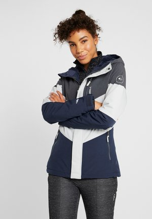 JACKET - Snowboard jacket - ink blue