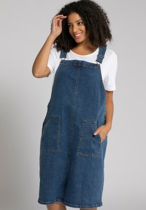Denim dress - bleu jean