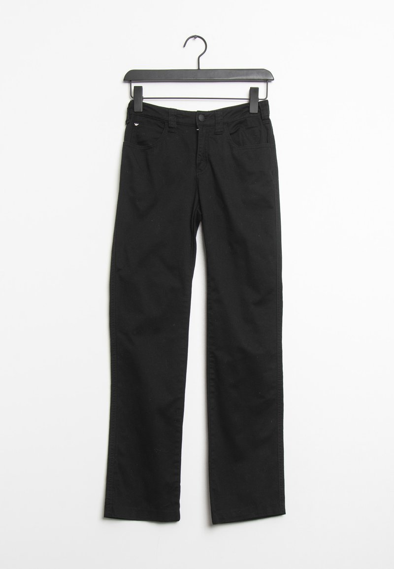 Armani Jeans - Trousers - black