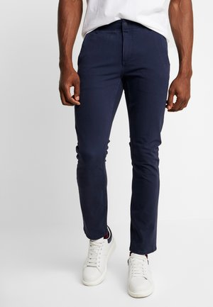SMART FLEX ALPHA SKINNY LIGHTWEIGHT - Chinos - pembroke