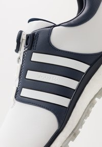 adidas Golf - TOUR360 XT SL BOA - Golfsko - footwear white/core black - 5