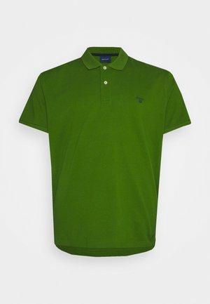 THE SUMMER RUGGER - Koszulka polo - birch green
