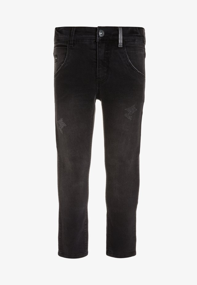 NITTRAP - Jeans Skinny Fit - dark grey denim