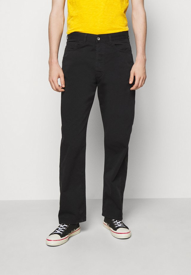 PAPA  - Jeans relaxed fit - black