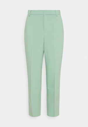 HANNELISE - Trousers - granite green