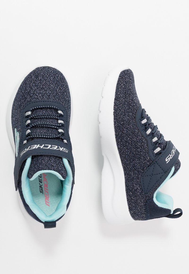 Skechers - DYNAMIGHT 2.0 - Sneaker low - navy/light blue