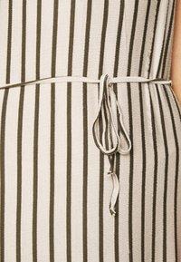 Soyaconcept - IRINA STRIPE - Day dress - army combi - 5