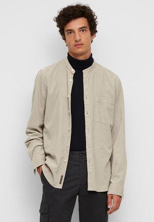LANGARM IN SOFTER CORD-QUALITÄT - Shirt - dapple gray