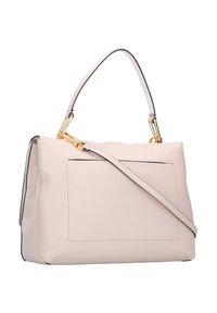 Coccinelle - Handbag - powder pink/lambskin white - 3