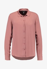 New Look - PLAIN LEAD - Button-down blouse - dusty pink - 4