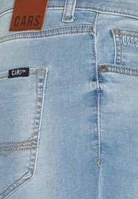 Cars Jeans - SEATLE - Shorts di jeans - bleach used - 5