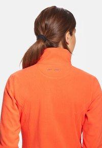 Jeff Green - ANNE - Fleece jacket - orange - 6
